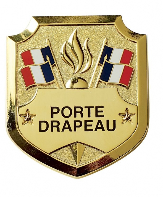 Insigne Porte-Drapeau