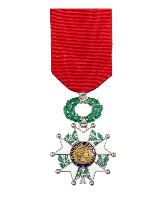 Légion d'Honneur Chevalier