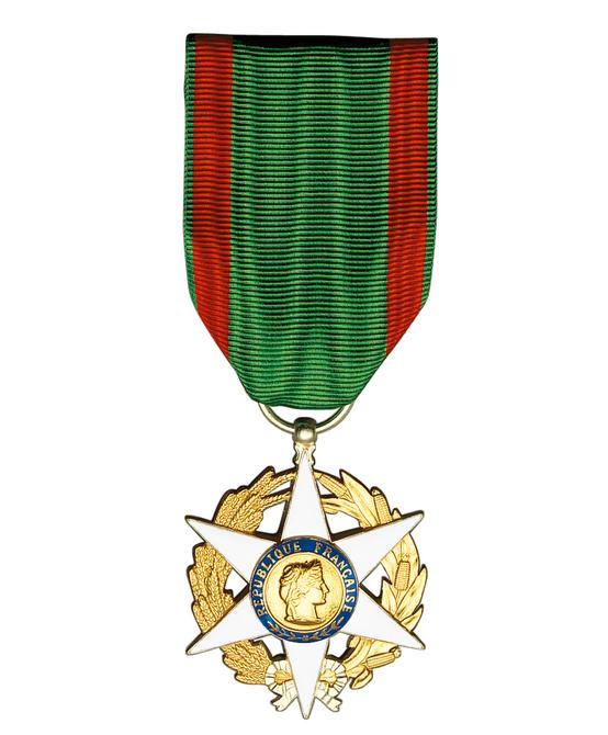 Mérite Agricole Chevalier