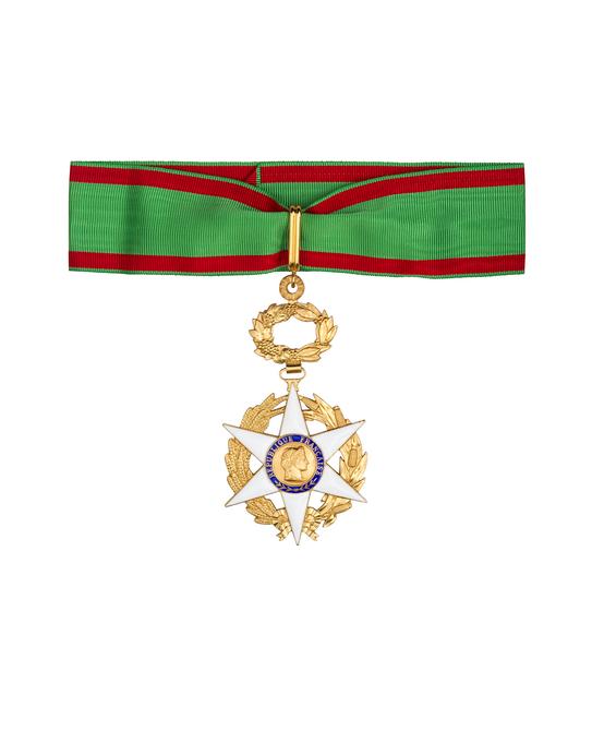 Mérite Agricole Commandeur