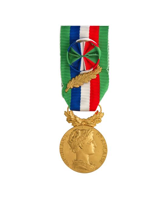Médaille d'Honneur Agricole  35 ans Or