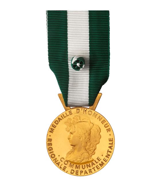 Médaille d'honneur en bronze - 35 ans