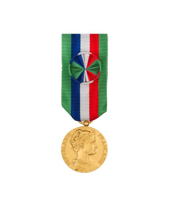 Médaille d'Honneur Agricole  30 ans Vermeil
