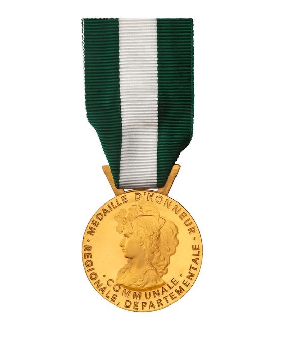 Médaille d'honneur Vermeil - 30 ans