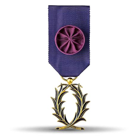 Palmes Académiques Officier
