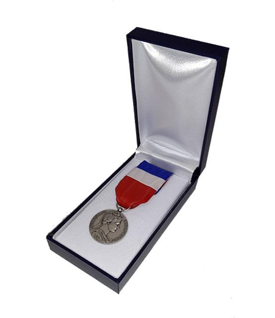 Médaille d'Honneur du Travail 20 ans Argent