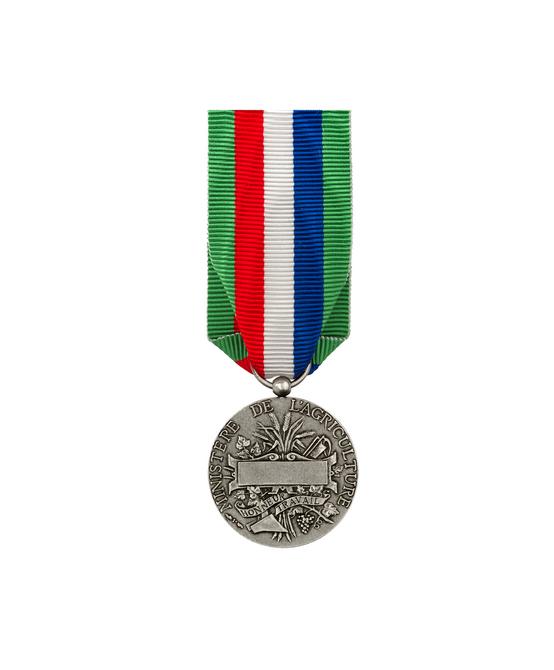 Médaille d'Honneur Agricole  20 ans Argent