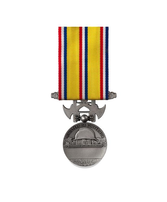 Médaille d'Honneur des Sapeurs Pompiers - 20 ANS